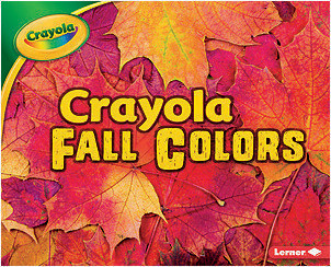 Cover: Crayola ® Seasons — Audisee®—On Level Set