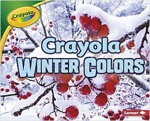 Cover: Crayola ® Winter Colors