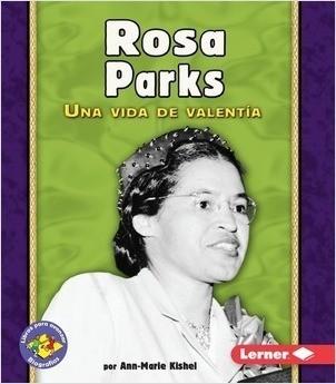 Cover: Rosa Parks: una vida de valentia