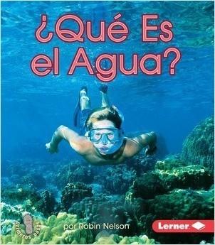 Cover: ¿Qué es el agua? (What is water?)