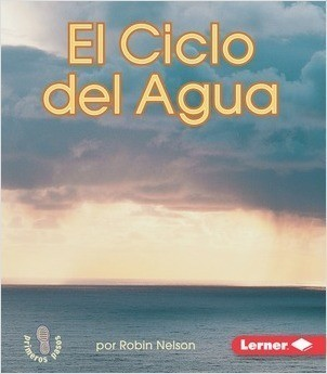 Cover: El ciclo del agua (The Water Cycle)