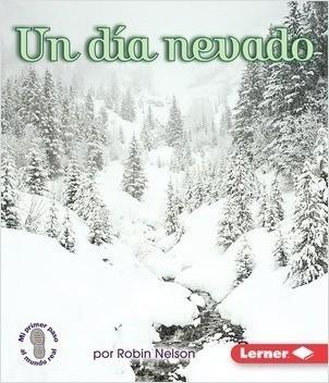 Cover: Un día nevado (A Snowy Day)