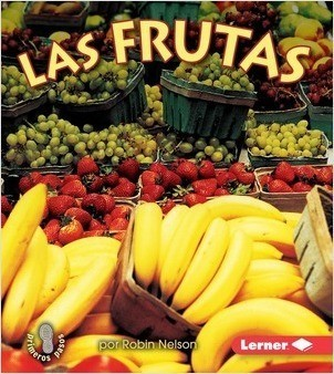Cover: Las frutas (Fruits)