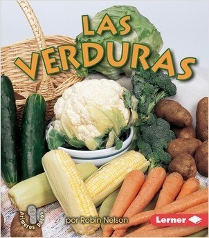 Cover: Las verduras (Vegetables)