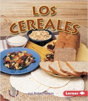 Cover: Los cereales (Grains)