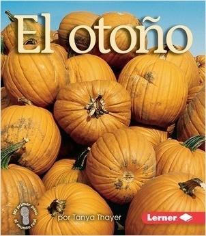 Cover: El otoño (Fall)