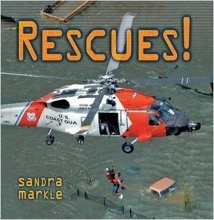 Cover: Rescues!