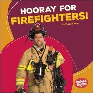 Cover: Hooray for Firefighters!