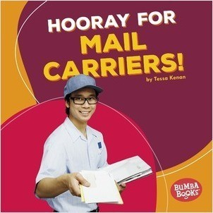 Cover: Hooray for Mail Carriers!