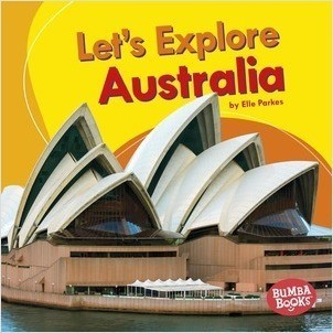 Cover: Let's Explore Australia
