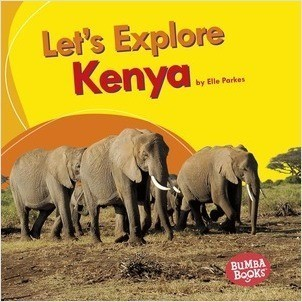 Cover: Let's Explore Kenya