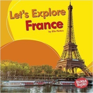 Cover: Let's Explore France