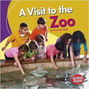 Cover: A Visit to the Zoo