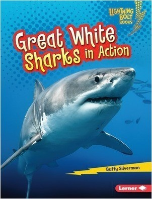 Cover: Lightning Bolt Books ™ — Shark World — Library Bound Set