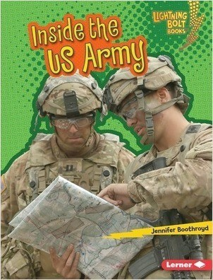 Cover: Inside the US Army