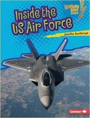 Cover: Inside the US Air Force
