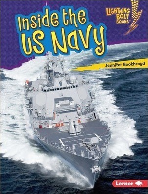 Cover: Inside the US Navy