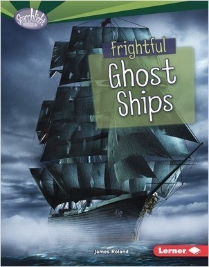 Cover: Frightful Ghost Ships