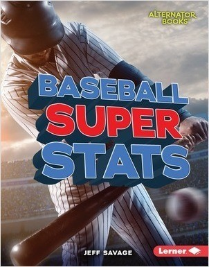 Cover: Baseball Super Stats