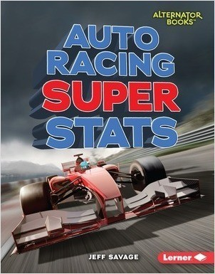 Cover: Auto Racing Super Stats