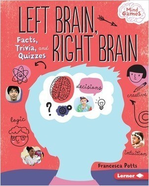 Cover: Left Brain, Right Brain: Facts, Trivia, and Quizzes