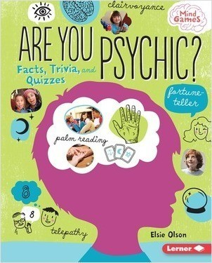 Cover: Are You Psychic?: Facts, Trivia, and Quizzes