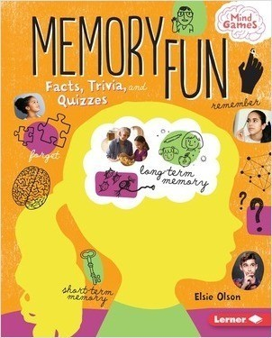 Cover: Memory Fun: Facts, Trivia, and Quizzes