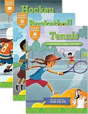 Cover: Start Smart ™ — Sports — Paperback Set