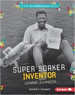 Cover: Super Soaker Inventor Lonnie Johnson