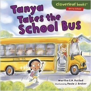 Cover: Tanya Takes the School Bus