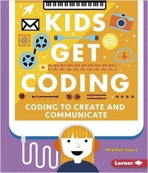 Cover: Coding to Create and Communicate