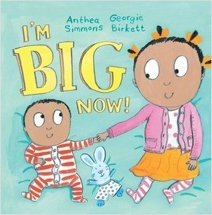 Cover: I'm Big Now!