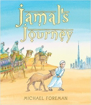 Cover: Jamal's Journey