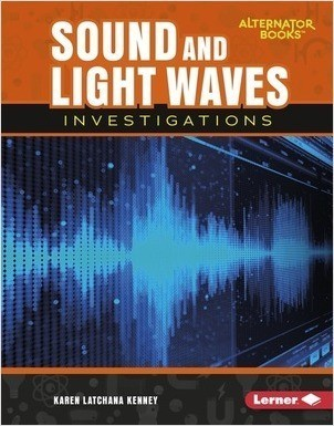 Cover: Sound and Light Waves Investigations