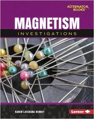 Cover: Magnetism Investigations