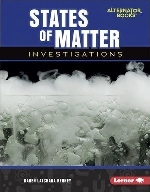 Cover: States of Matter Investigations