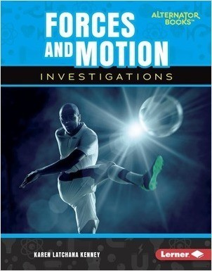 Cover: Forces and Motion Investigations