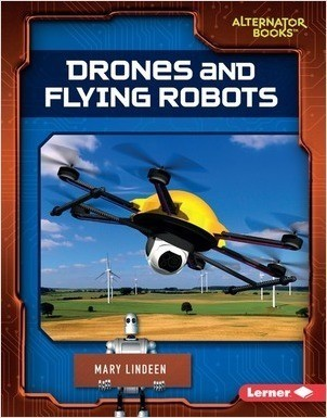 Cover: Drones and Flying Robots