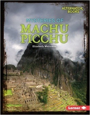 Cover: Mysteries of Machu Picchu