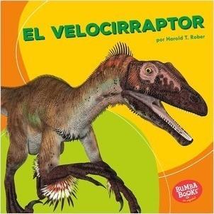 Cover: El velocirraptor (Velociraptor)