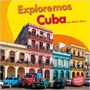 Cover: Exploremos Cuba (Let's Explore Cuba)