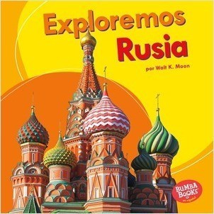 Cover: Exploremos Rusia (Let's Explore Russia)