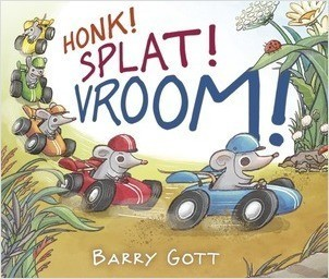 Cover: Honk! Splat! Vroom!