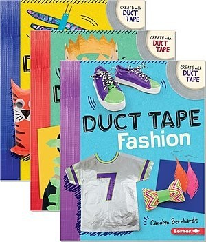 Cover: Create with Duct Tape — eBook Set