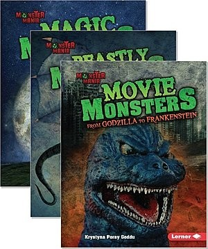Cover: Monster Mania — Library Bound Set