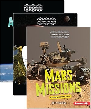 Cover: Space Discovery Guides — eBook Set
