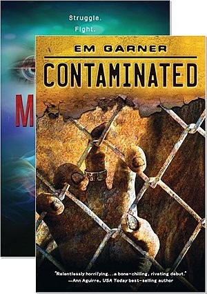 Cover: Contaminated — Paperback Set