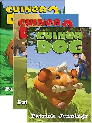 Cover: Guinea Dog — Paperback Set