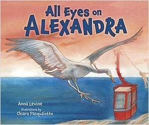Cover: All Eyes on Alexandra