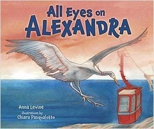 Cover: All Eyes on Alexandra